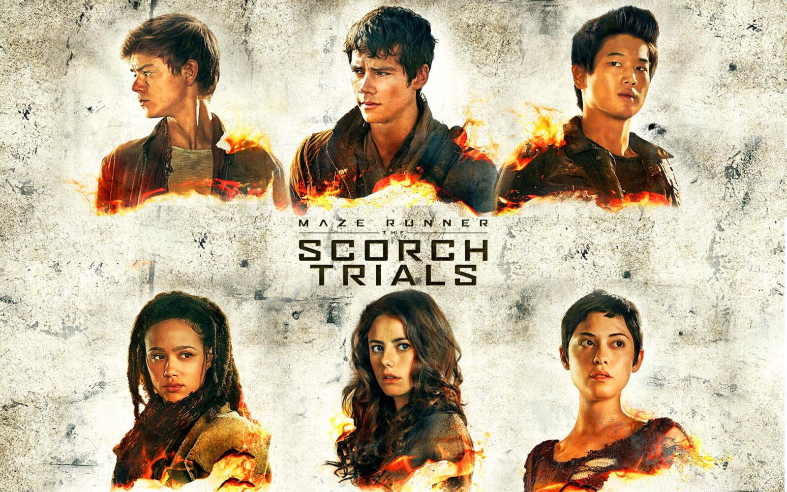 Maze Runner The Scorch Trials 2015 Wallpapers (47 Wallpapers)