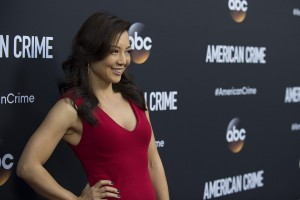 Ming-na Wen HD wallpaper