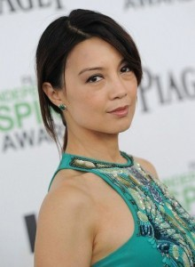 Ming-na Wen haircut