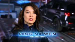 Ming-na Wen agents of shield