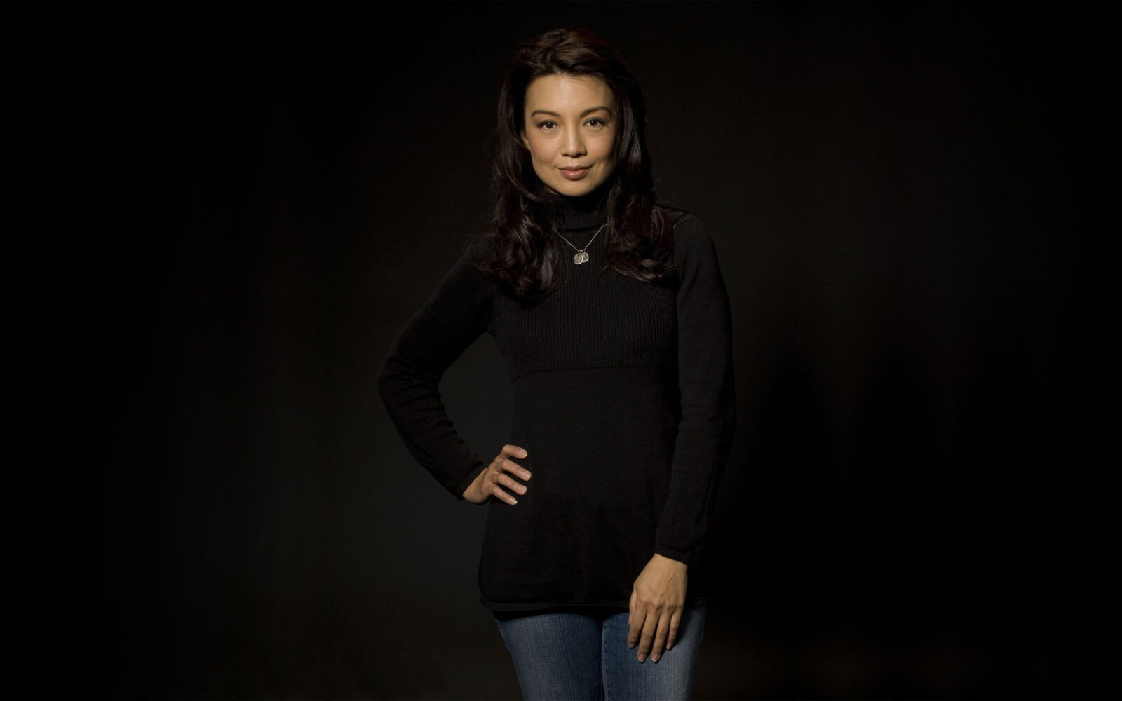 Ming-na Wen wallpaper