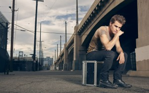 Paul Wesley widescreen for PC