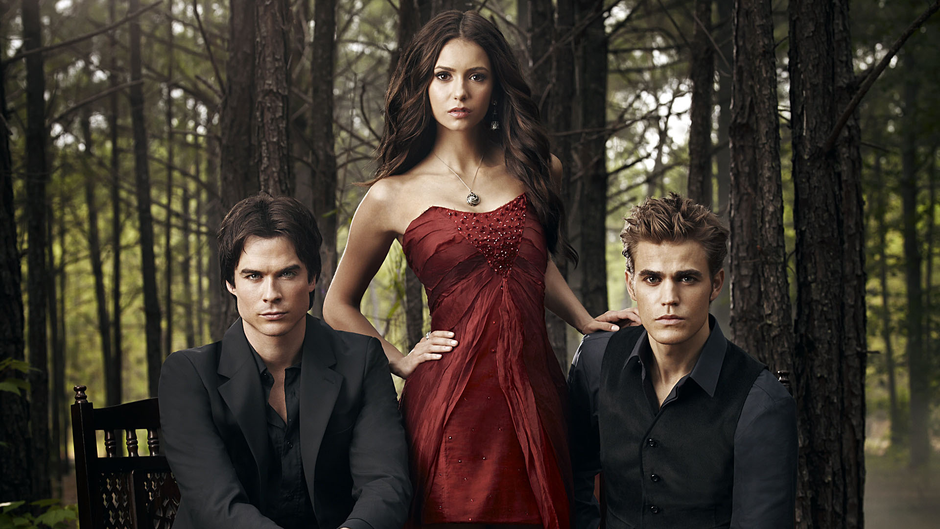 Paul Wesley The Vampire Diaries full HD images