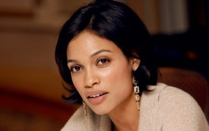 Rosario Dawson portrait new HD picture