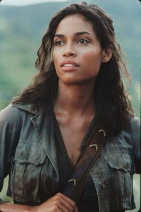 Rosario Dawson old picture