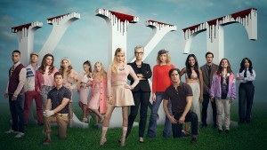 Scream Queens HD wallpaper