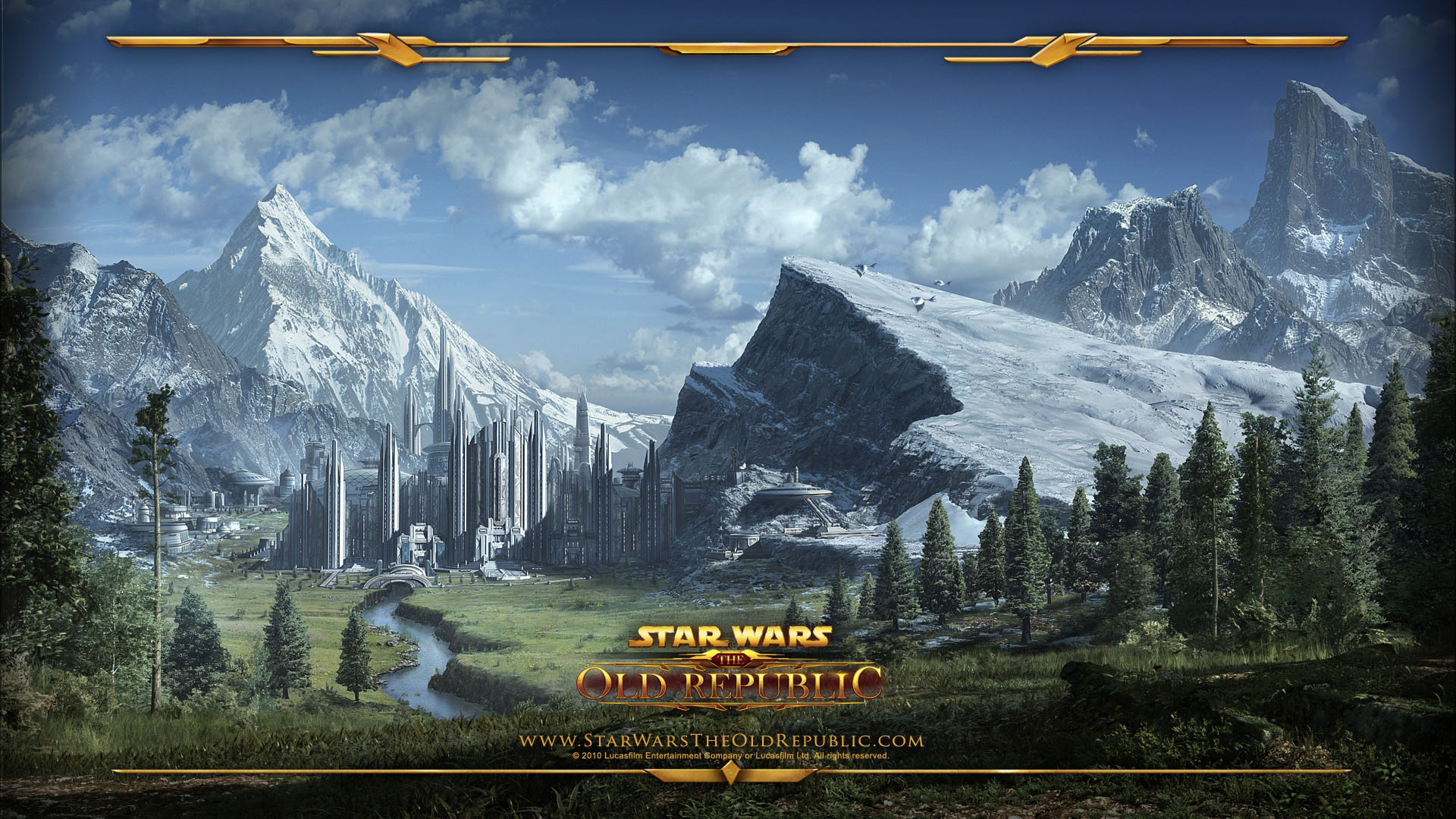 Star Wars the Old Republic new HD picture
