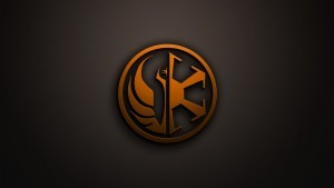 Star Wars the Old Republic logo background