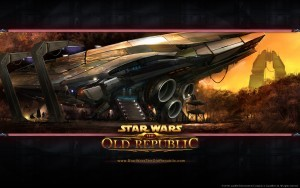 Star Wars the Old Republic cosmo ship pics