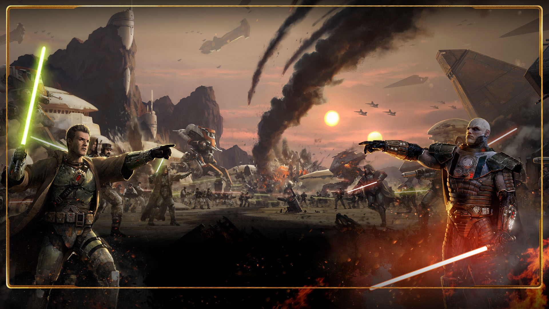 Star Wars the Old Republic HD wallpapers free Download - photo#19