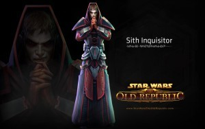 Star Wars the Old Republic Sith inquisitor wallpaper