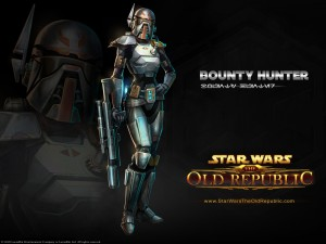 Star Wars the Old Republic bounty hunter HD pic