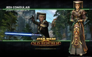 Star Wars the Old Republic Jedi consular wallpaper HD
