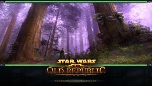 Star Wars the Old Republic nature HD image