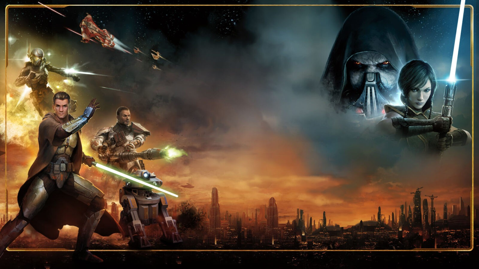 Star Wars The Old Republic Hd Wallpapers Free Download