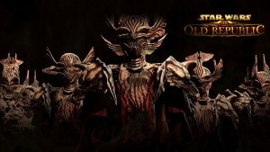 Star Wars the Old Republic black background