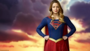 Supergirl Kara Zor El TV Series wallpaper
