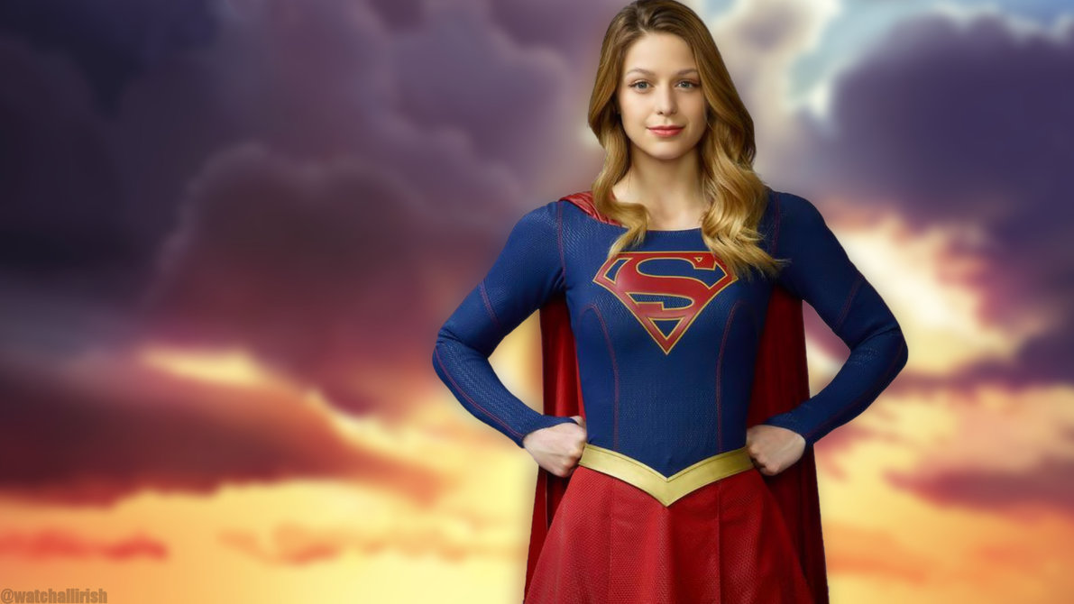 supergirl kara zor el wallpapers hd melissa benoist free