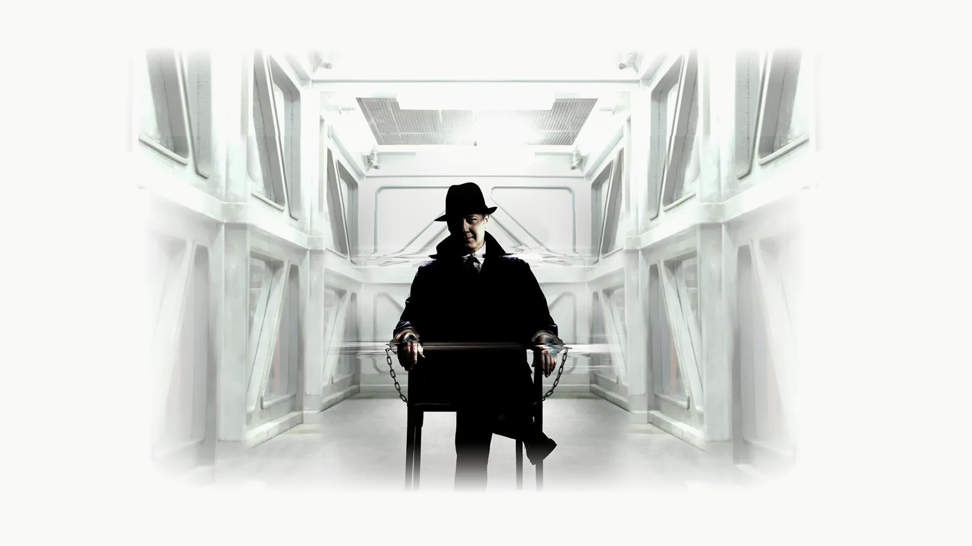 The Blacklist bw picture