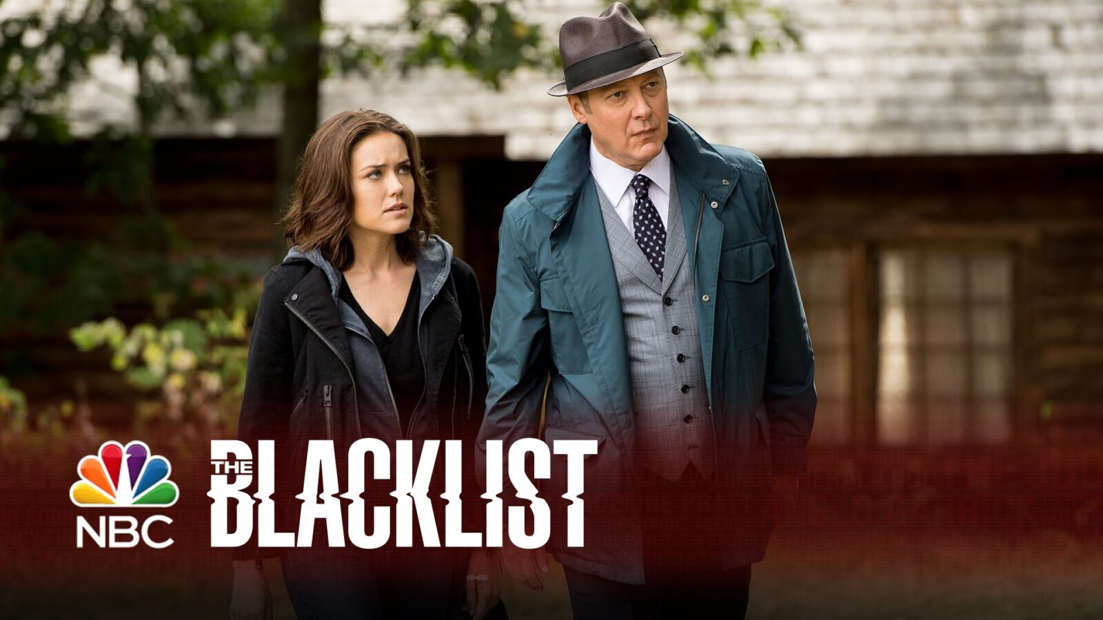 The Blacklist high quality background