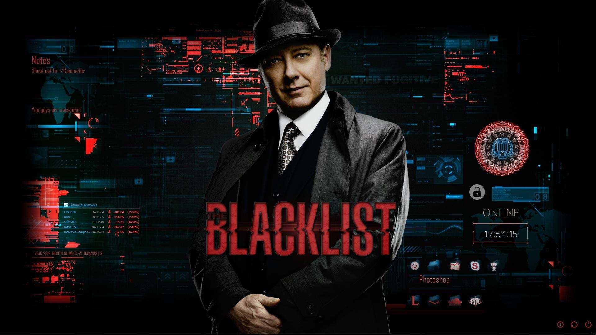 The Blacklist wallpapers HD free Download