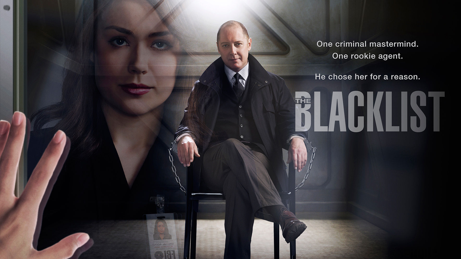 HD pics of The Blacklist TV series