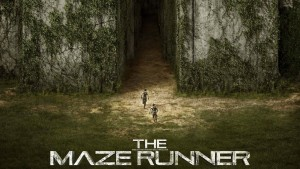 The Maze Runner entrance to the labyrinth image