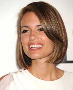 Torrey Devitto smiling photo
