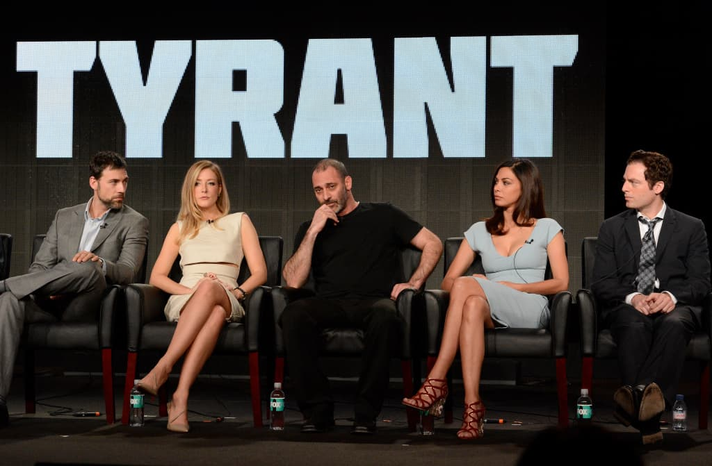 Tyrant tv series pictures