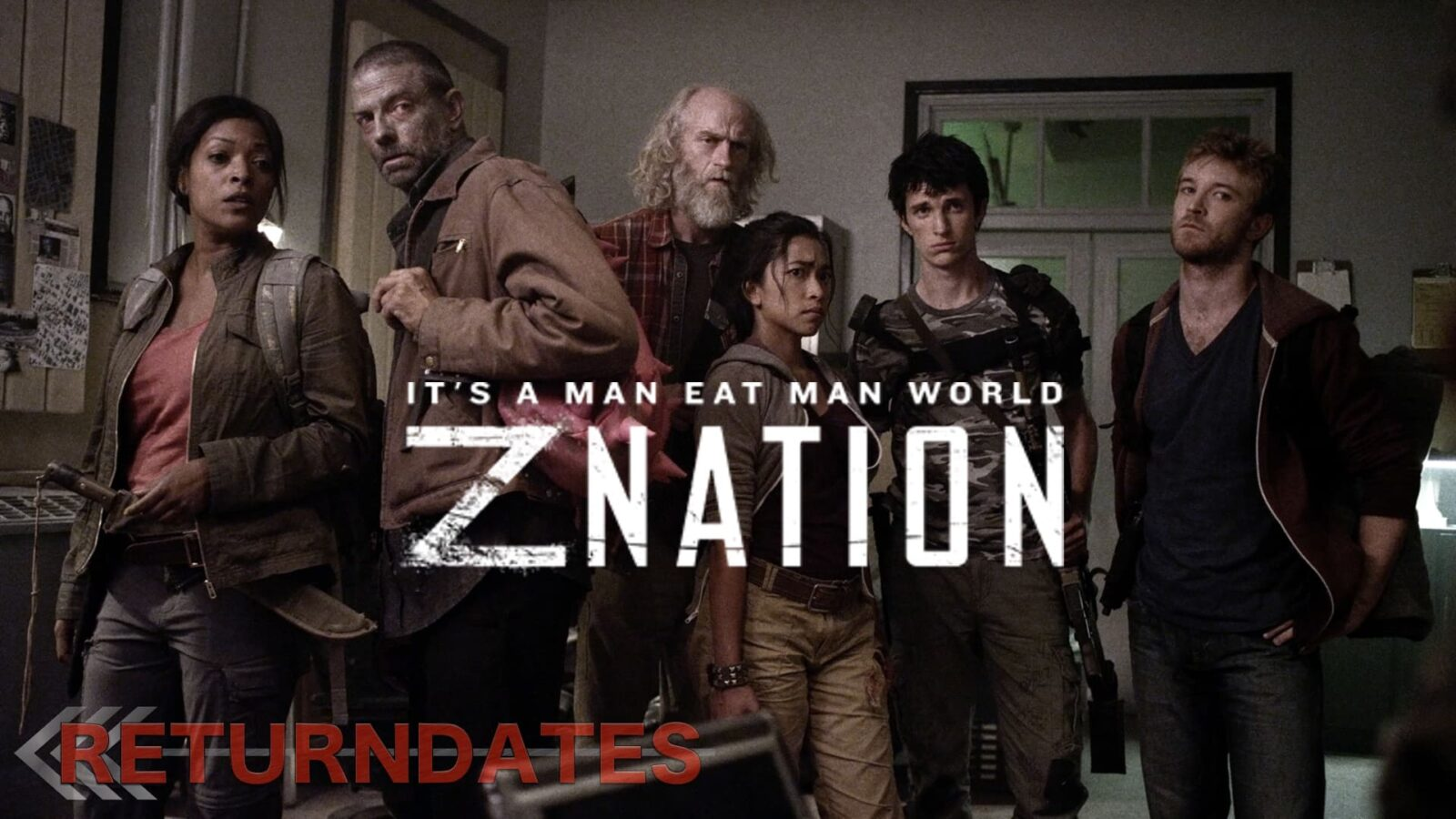 8 Z Nation Tv Series Wallpapers Hd Download