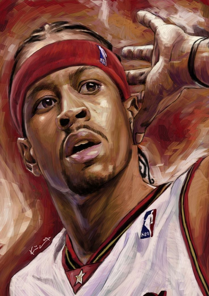 Allen Iverson for iPhone