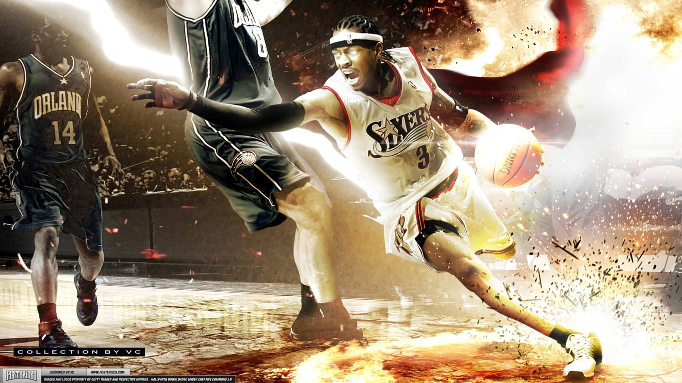 26+ Allen Iverson wallpapers HD free download