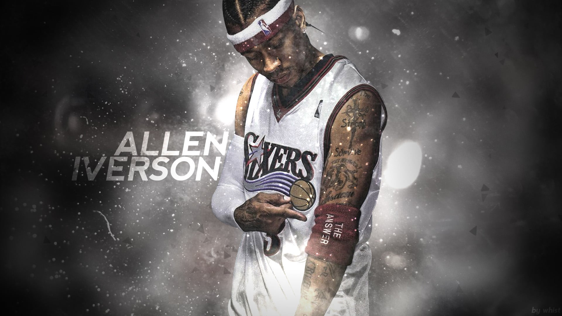 essay on allen iverson Allen iverson is a role model posted on october 31, 2016 by 21jerryc allen iverson is somebody who you can learn from because of where he grew up what, his emotions are, his experiences and how he persevered through them.