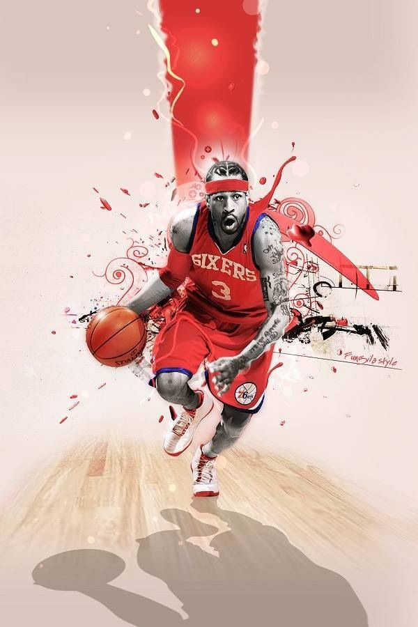 Amazing Allen Iverson for Android