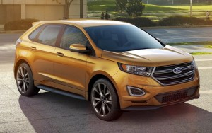 2015 Ford Edge Sport Edition wallpaper