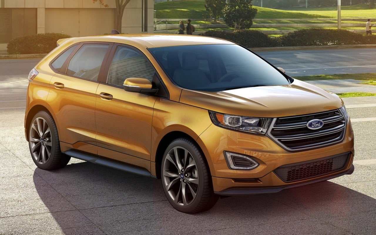 21+ Ford Edge wallpapers HD High Quality