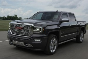 2016 GMC Sierra Denali new wallpapers