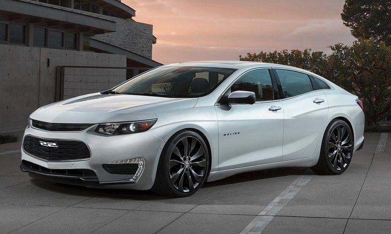 Chevrolet Malibu 2016 Wallpapers Hd Download