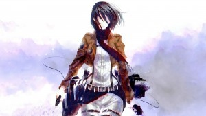 Amazing Attack On Titan Mikasa Ackerman HD wallpapers