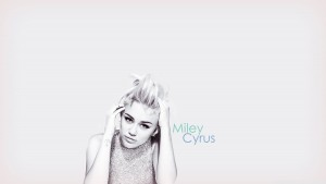 Amazing Miley Cyrus wallpaper