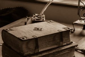 Antique book HD 1080p