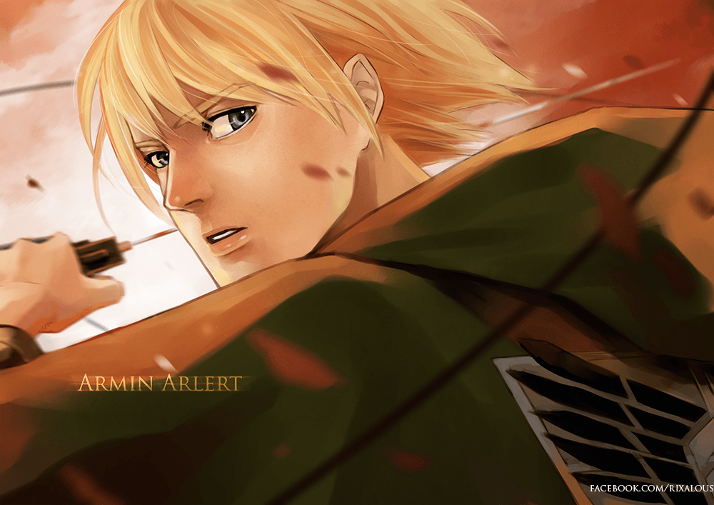 Armin Arlert Attack On Titan HD wallpapers
