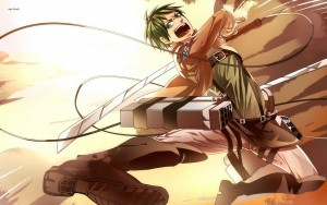 Image of Attack On Titan Eren Jaegar