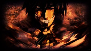 Attack On Titan Eren Jaegar High Quality wallpapers