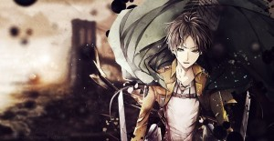 Attack On Titan Eren Yeager cool 2016