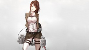 Attack on Titan Mikasa High Quality wallpapers