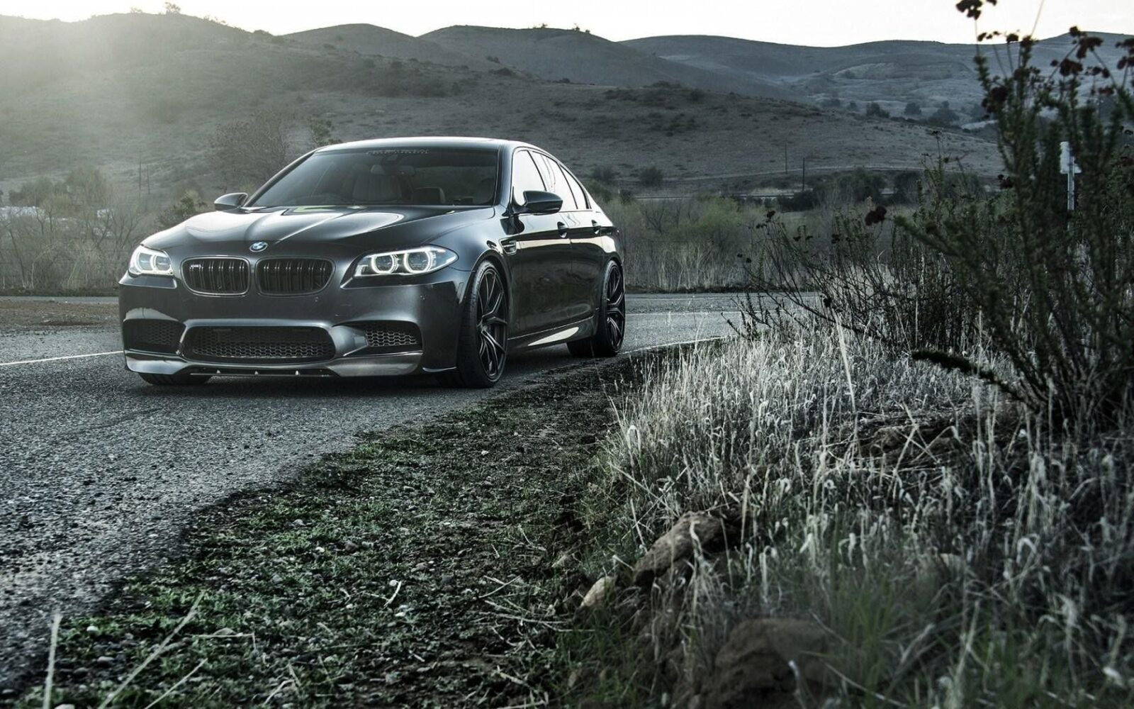 Image of BMW M5 F10 bw