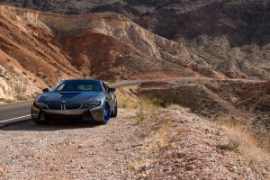 BMW i8 2016 HD wallpapers