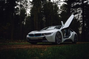 Full HD pics of BMW i8