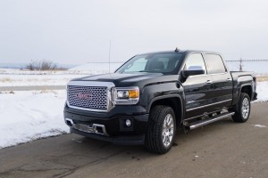 Full HD pics of Blue 2015 GMC Sierra Denali